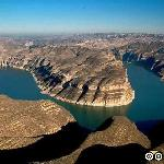The First Bend of Yellow River