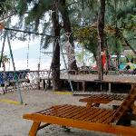 Foto de Seaside Hostel Luhuitou
