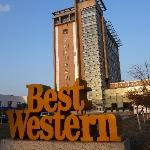 صورة فوتوغرافية لـ ‪Best Western Harbin Fortune Hotel‬
