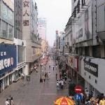 Walking Street of Jianghan Road