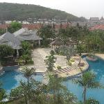 صورة فوتوغرافية لـ ‪Sunshine Holiday Resort Apartment Sanya Yalong Bay‬