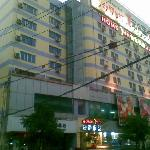 Foto Home Inn Nanchang Fuhe North Road Pedestrian Street