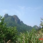 Jinhua Xianhua Mountain