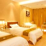 Tianjin Luxury Business Hotel의 사진
