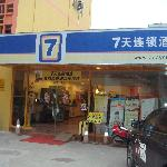 7 Days Inn (Kunming Wujing Road) Foto
