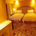 L'Arc New World Hotel Macau resmi