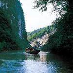 The Grand Canyon of Zhangjiajie