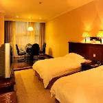 GreenTree Inn Wuhu West Tianmenshan Road Business Hotel