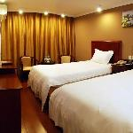 GreenTree Inn Xuzhou North Minzhu Road Express Hotel