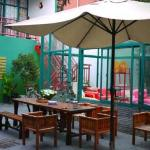 Hidden Garden International Youth Hostel resmi