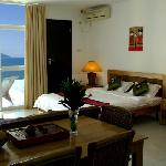 Bilde fra Haikuo Tiankong Yixian Seaview Holiday Apartment