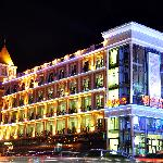 Aolong Business Hotel Manzhouli