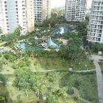 Green Sea Blue Sky-Gold Coast Apartment Foto