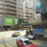Hong Kong Hennessy Road