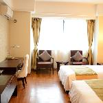 Φωτογραφία: Wisdom Vacation Apartment Xiamen Wanda Plaza