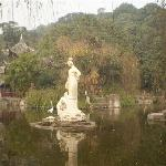 Mt. Xishan Park in Mianyang