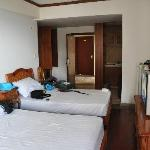 Foto de Shuijing Lanwan Holiday Apartment