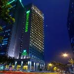 Holiday Inn Chengdu Oriental Plaza Foto