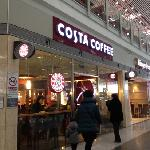 Costa Coffee Beijing Capital International Airport T3