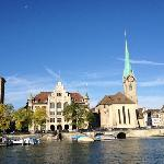 Zurich Walking Tours