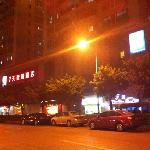 Foto 7 Days Inn Guangzhou Kecun Subway Station 2nd