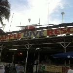 Foto de Big Apple Dive Resort
