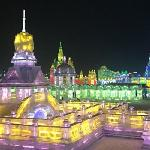 Harbin Ice Light Garden Party