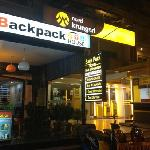 Backpack Guest House resmi