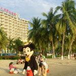 Photo de Sanya Bay Asgard Hotel