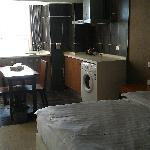 Photo de Comma Apartment Chengdu Xinian