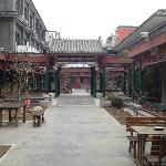 Beijing Heyuan International Youth Hostel Foto