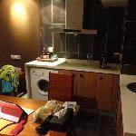 Foto van Huacheng Holiday Hotel Apartment