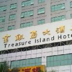 Photo de Treasure Island Hotel