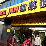 Foto van Home Inn Guilin Bus Main Station