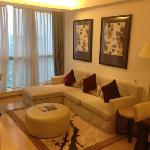 Foto de The Sandalwood Beijing Marriott Executive Apartments