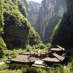 Wulong Tiansheng Three Bridges