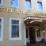Photo of Hotel Stadt Hannover