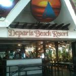 Foto de De Paris Beach Resort, Boracay