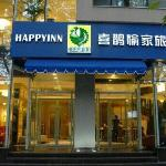 Foto Happy Inn Zhengzhou Jingliu Road