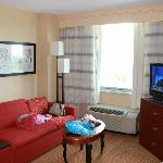 Foto van Courtyard by Marriott Silver Spring Downtown