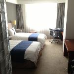 Foto de Holiday Inn Express Tianjin Binhai