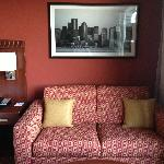 Φωτογραφία: Courtyard by Marriott Boston Logan Airport