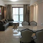 Foto de The Glory Best Residence Apartment Hotel
