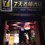 Foto de 7 Days Inn Lijiang Old Town Center