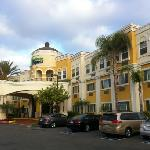 Holiday Inn Express Garden Grove Foto