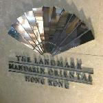 The Landmark Mandarin Oriental, Hong Kong Foto
