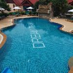 Dream Team Beach Resort resmi