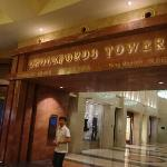 Foto de Resorts World Sentosa - Crockfords Tower