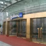 Photo de Radisson Blu Plaza Hotel Tianjin