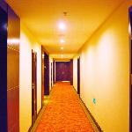 Green Tree Inn Qingdao Xiangjiang Road의 사진